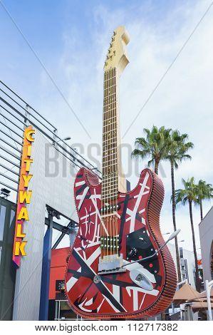 Hard Rock Cafe At Universal Citywalk