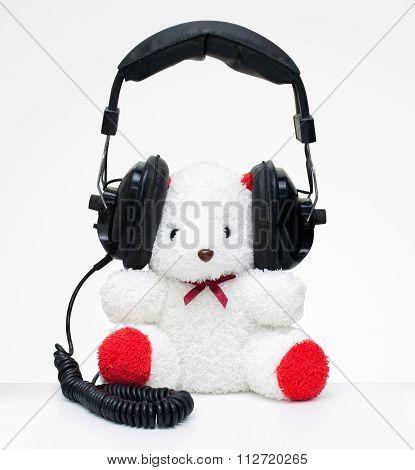 Bear Wear Headphone