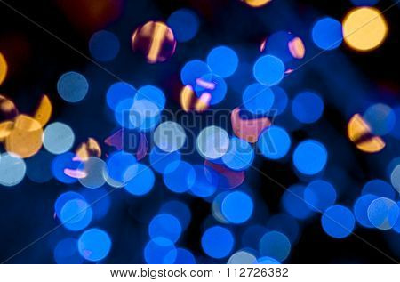 Abstract blur De focussed background black, soft focus