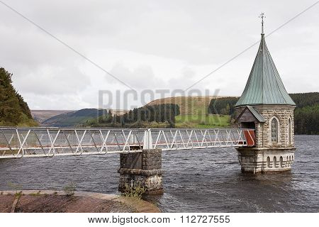Pontsticill Reservoir South Wales