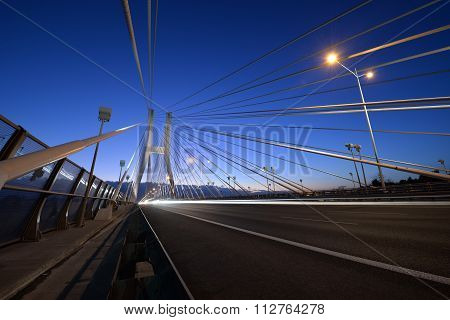 Bridge At Night