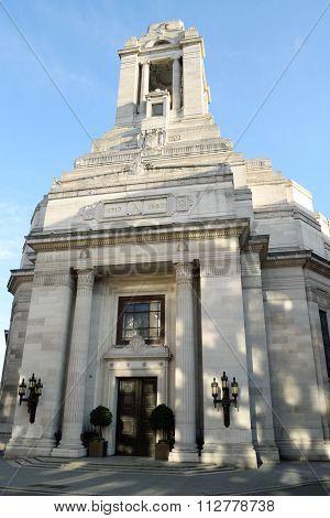 Freemasons' Hall in London