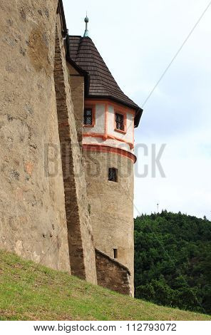 Bastion of Loket Castle