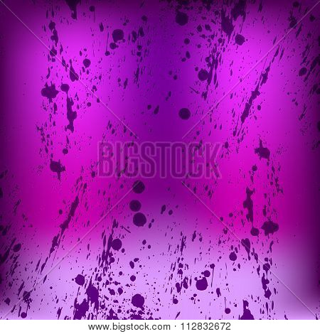 Vector illustration background of blots