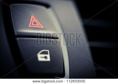 Warning Button Detail