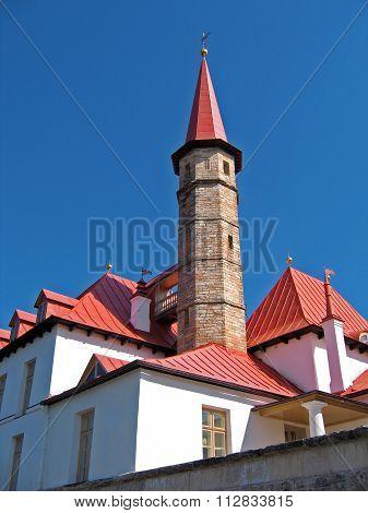 Priory Palace. Gatchina. Russia