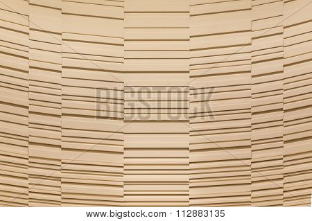 A rectangular off white acrhitecure abstract background
