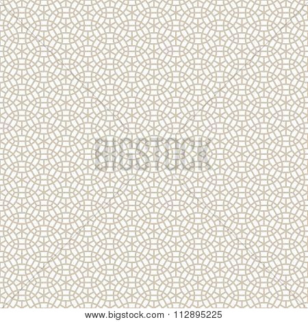 Design Vector Seamless Decorative Art Illustration Pattern Background