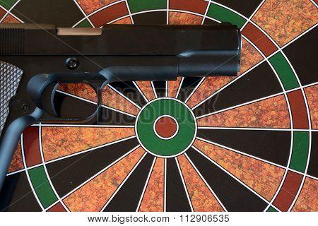 Airsoft Handgun