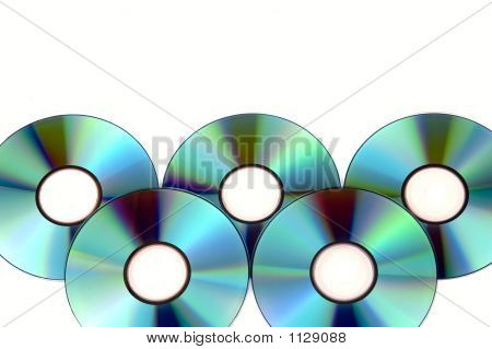 Bunch Of Cd'S
