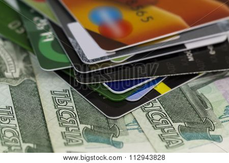 Money And Credit Cards.
