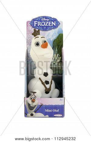 Disney Frozen Mini Doll Olaf