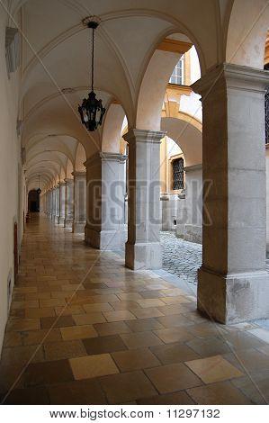 Melk Arches