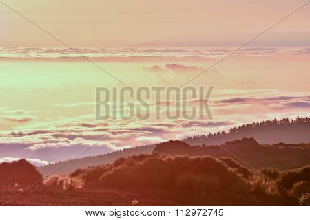 Mar de Nubes