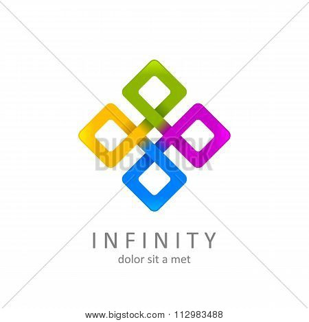 Infinity Logo Template