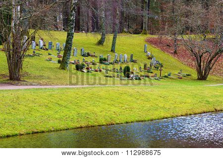 Cemetery By The Water