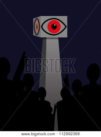 Big Brother Concept