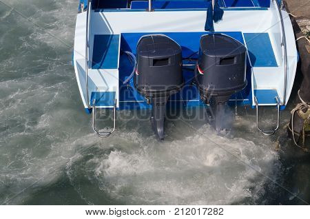 Boat Engines Tune Up.