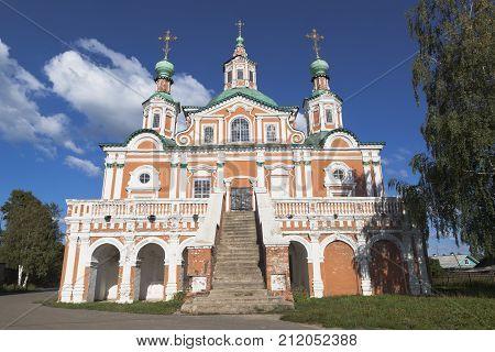 Church of Simeon Stylites in Veliky Ustyug, Vologda region, Russia