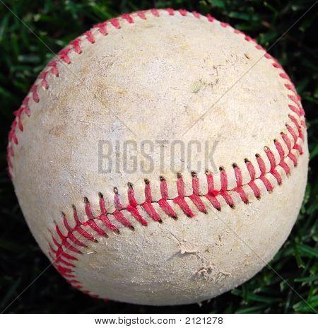 Baseball - Close Up