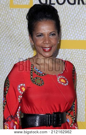 LOS ANGELES - OCT 30:  Penny Johnson Jerald at the