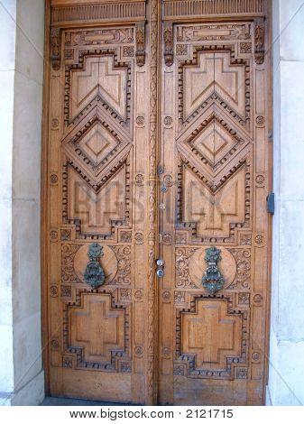 Museum Door Copy