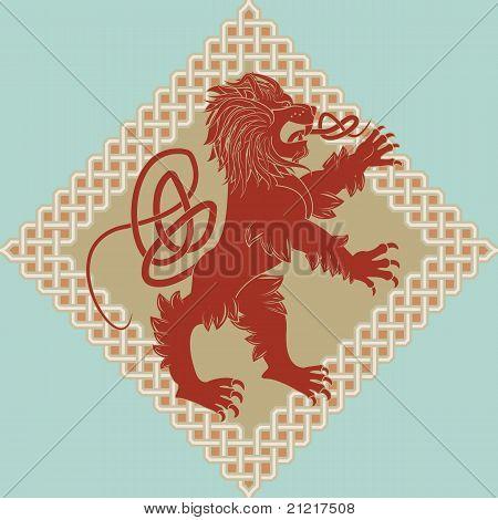 Medieval Heraldic Symbol