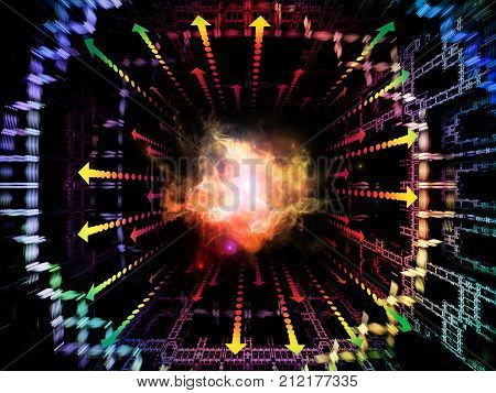 Advance Of Quantum Space