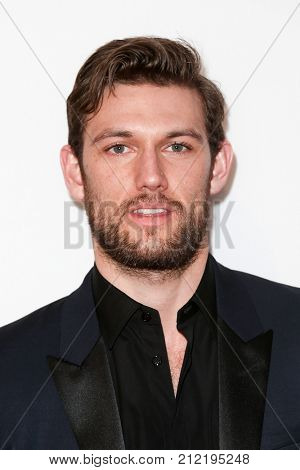 NEW YORK-APR 18: Actor Alex Pettyfer attends 'Elvis & Nixon' Premiere - 2016 Tribeca Film Festival at John Zuccotti Theater at BMCC Tribeca Performing Arts Center on April 18, 2016 in New York City.