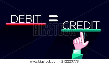 Concept Of Fraud  Debit