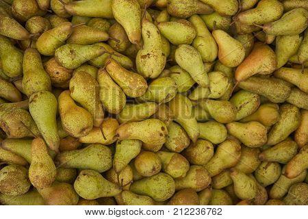 Pear Storage