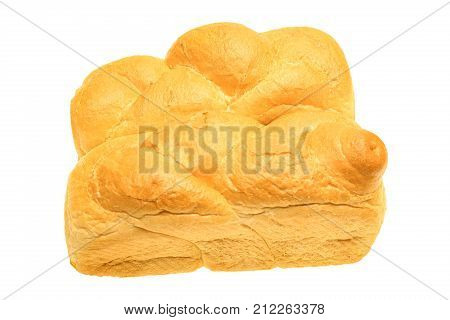 Two Shaped Challah For Shabbat