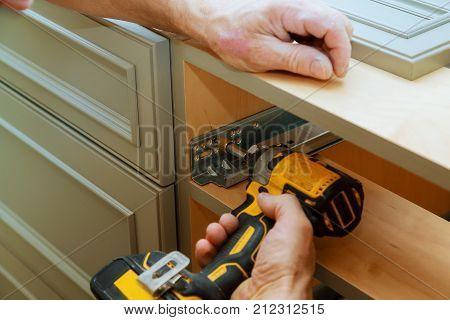 Adjusting Fixing Cabinet Door Hinge