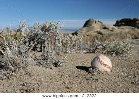 Really Lost Baseball