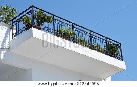 Skiathos Greek Island Terrace on the house
