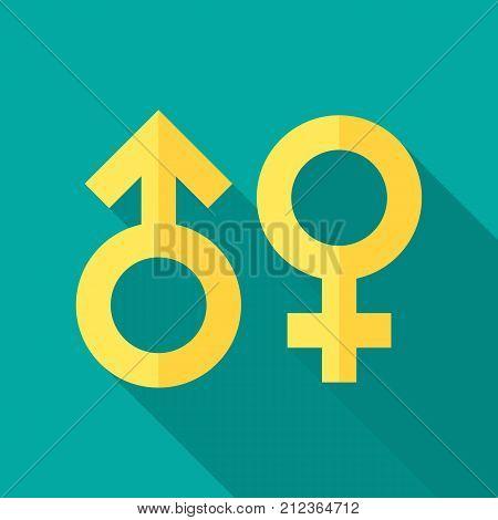 Gender Symbol Vector En Foto Gratis Proefversie Bigstock