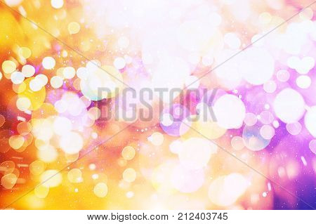 twinkled christmas background with stars, abstract Christmas background