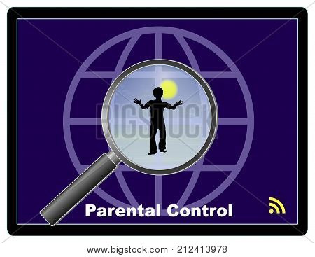 Social Media and Parental Control. Monitor the internet usage of children