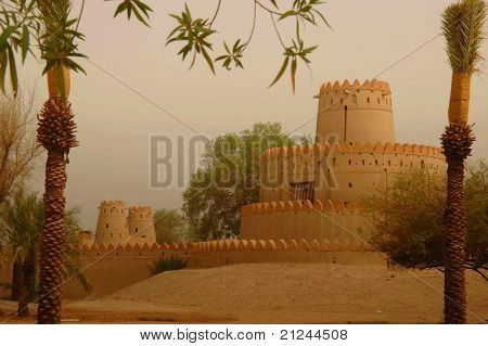 Al Jihili Fort, Al Ain