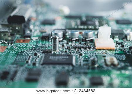 Computer Circuit Board.high Technology