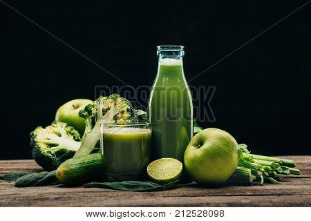 Fresh Food And Detox Drink