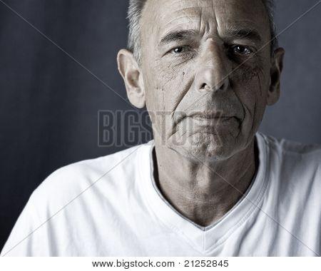 Doubtful man (senior)