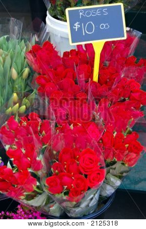 Ten Dollar Roses