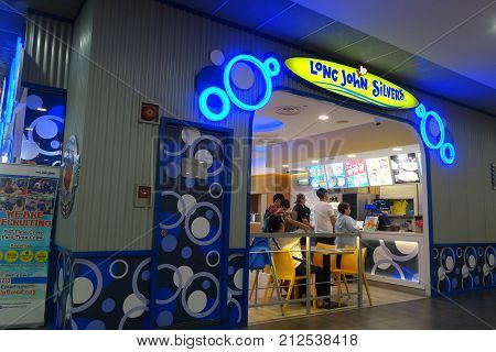 Long John Silver's Restaurant Located In Singapore