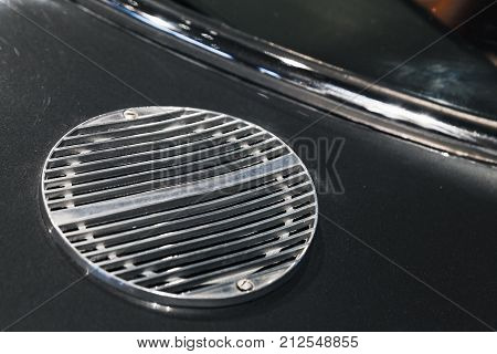Air Intake Grille. Luxury Vintage Car Parts