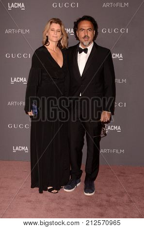LOS ANGELES - NOV 4:  Alejandro Gonzalez Inarritu at the LACMA: Art and Film Gala at the Los Angeles County Musem of Art on November 4, 2017 in Los Angeles, CA