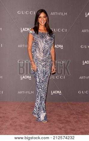 LOS ANGELES - NOV 4:  Eva LaRue at the LACMA: Art and Film Gala at the Los Angeles County Musem of Art on November 4, 2017 in Los Angeles, CA