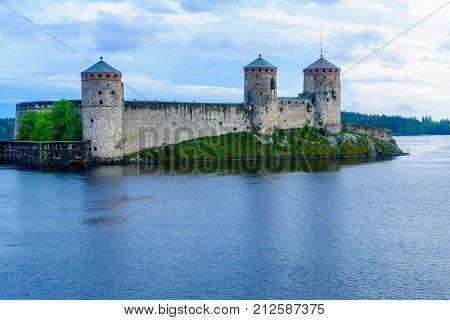 Olavinlinna Castle, In Savonlinna