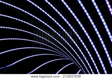 Background, Abstract, Line, Lines, Neon, Color, Red, Blue, Circle, Focus, Shiny, Bright, Reflection, New, Decorate, Gold, Seasonal, Scene, Orange, Shine, Light, Warm, Pattern, Electric, Dark, Modern, Abstraction, Motion, Swirl, Flow, City, Urban, Merry, N