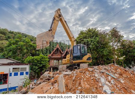 Demolition Of Buildings
